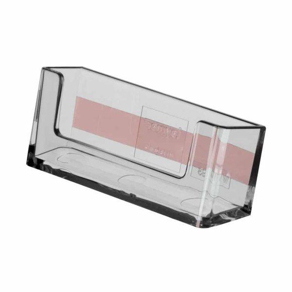 Tarjetero Porta Tarjetas Horizontal con Adhesivo Universum