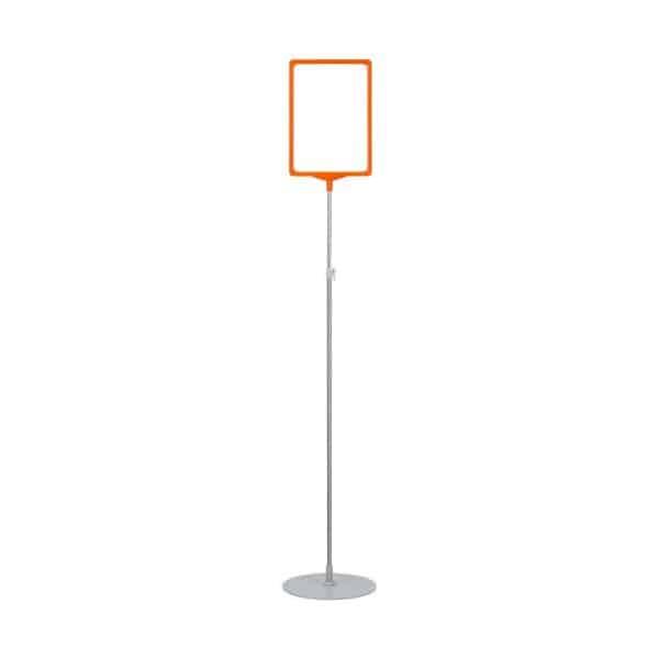 Telescópico Maxi marco naranja