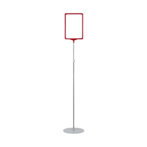 Telescópico Maxi marco rojo