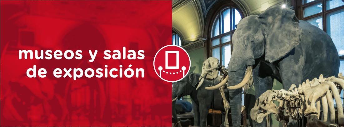 Museos y salas exposición